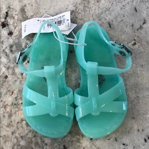 Brand new Old Navy Jelly sandals